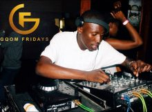 GqomFridays Mix Vol.75 Mixed By Makatshana (BlaqShandis)
